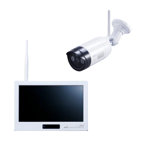 SC05ST 日本アンテナ 防犯カメラ eye Security FHD