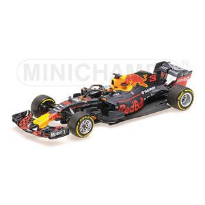 1/43 Aston Martin-Red Bull Racing Daniel Ricciardo show car 2018【417189003】 ミニチャンプス