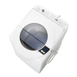 (標準設置料込)AQW-LV80G-W アクア 8.0kg 全自動洗濯機 シャイニーホワイト AQUA SLASH
