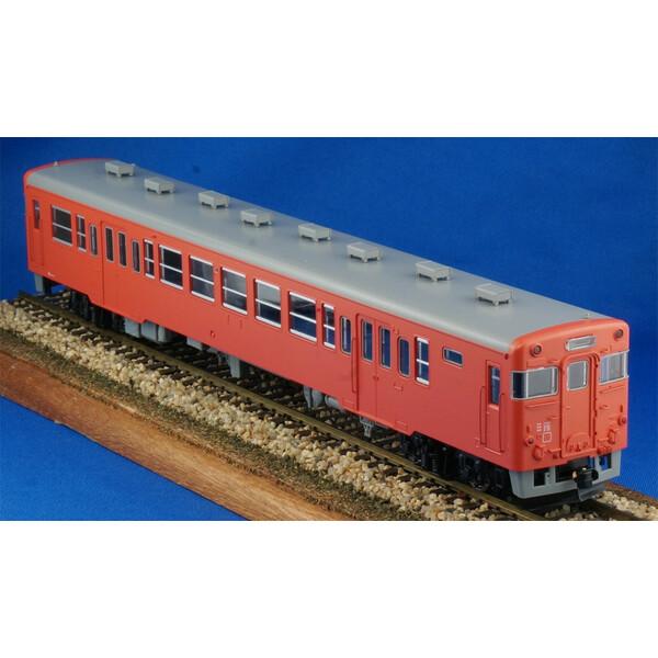 [鉄道模型]トラムウェイ (HO) TW-23Z-T 国鉄キハ23首都圏色動力なし