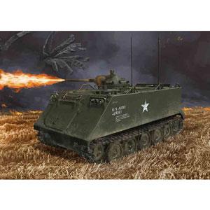1/35 アメリカ陸軍 M132 自走火炎放射器【DR3621】 ドラゴンモデル