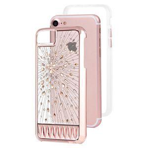 CM036116 Case-Mate iPhone 8/7/6s/6用 クリアケース 耐衝撃 ハイブリット二重構造(Luminescent)