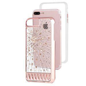 CM036200 Case-Mate iPhone8 Plus/7 Plus/6s Plus/6 Plus用 耐衝撃ケース ハイブリット二重構造(ルミネセント)
