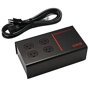 TP4I オーブ 3P-4口電源タップ ORB