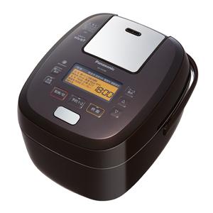 SR-PA108-T パナソニック 可変圧力IHジャー炊飯器(5.5合炊き) ブラウン Panasonic おどり炊き