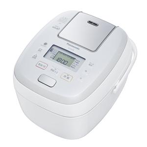 SR-PB108-W パナソニック 可変圧力IHジャー炊飯器(5.5合炊き) ホワイト Panasonic おどり炊き