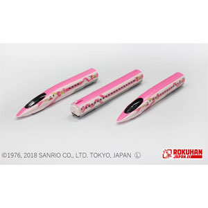 [鉄道模型]六半 (Z) T013-6 500系 ハローキティ新幹線 3両基本セット