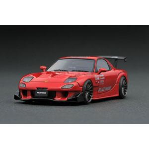 1/43 Mazda RX-7 (FD3S) RE Amemiya Red【IG1343】 ignitionモデル