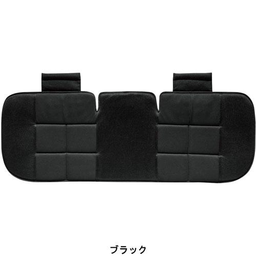 5340-05BK BONFORM ダブルクッション 売り込み 軽自動車用 ブラック 竹炭プレーン 販売実績No.1