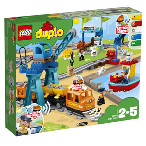 レゴ(R)デュプロ キミが車掌さん!おしてGO機関車スーパーデラックス【10875】 レゴジャパン