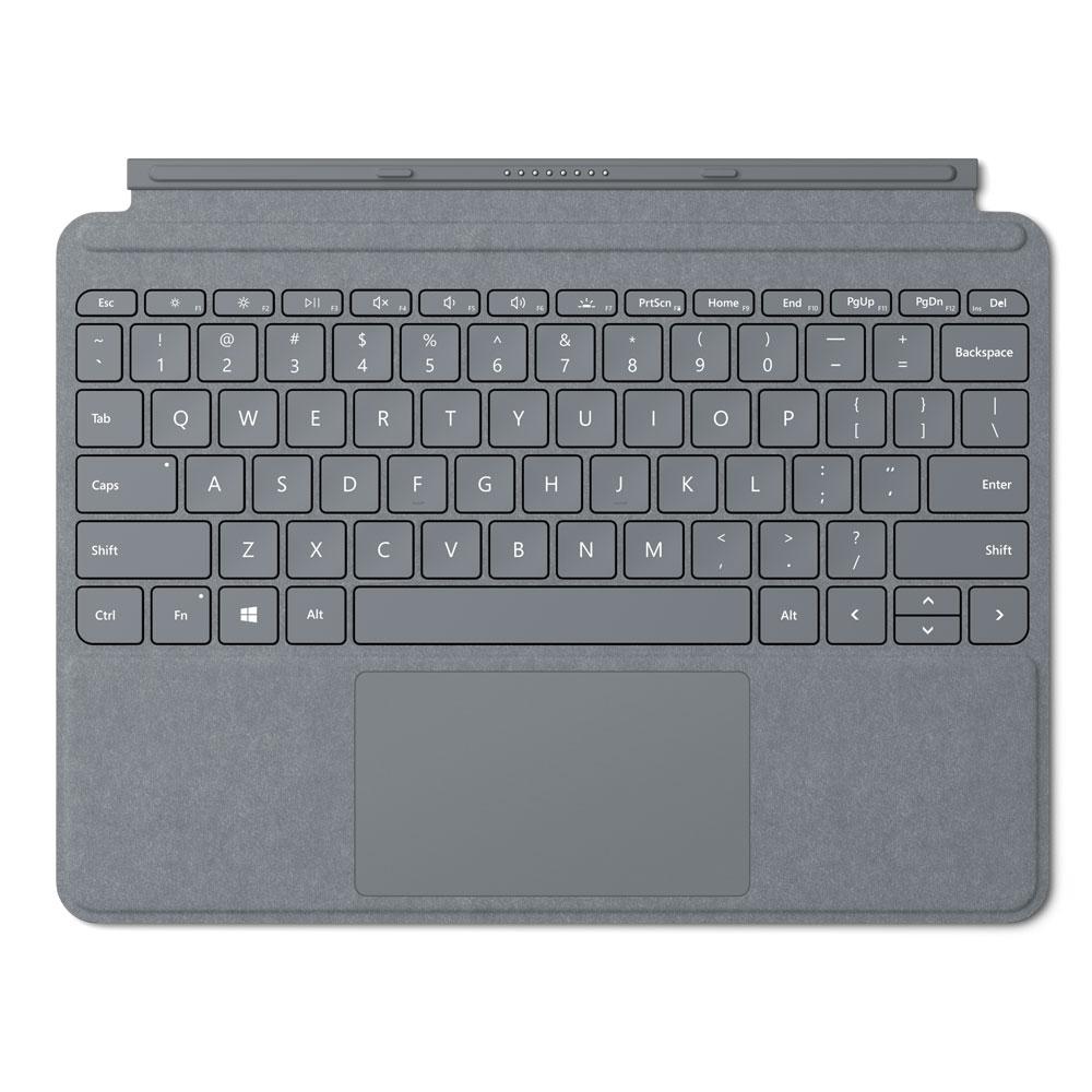 KCS-00019(GO-TPCV/PL マイクロソフト Surface Go Signature タイプ カバー(プラチナ)