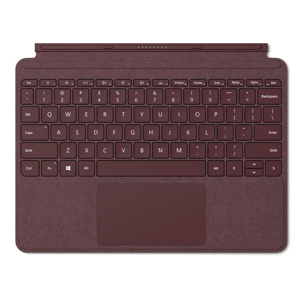 KCS-00059(GO-TPCV/BU マイクロソフト Surface Go Signature タイプ カバー(バーガンディ)