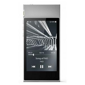 FIO-M7-S フィーオ ハイレゾ・デジタルオーディオプレーヤー(シルバー)4GBメモリ内蔵+外部メモリ対応 FiiO M7