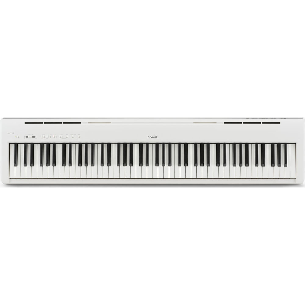 ES110W カワイ 電子ピアノ(ホワイト) KAWAI ES SERIES