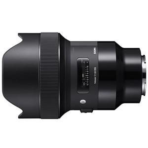 14MMF1.8DG_ART_SE シグマ 14mm F1.8 DG HSM※ソニーEマウント