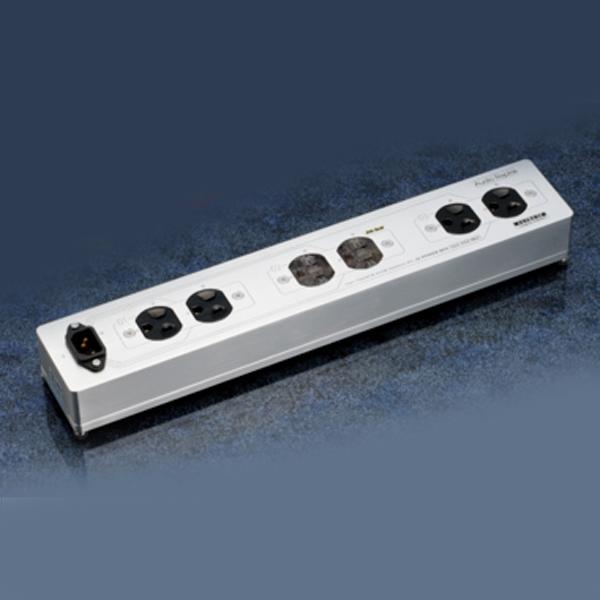 SAA-6SZ-MK2 オーディオリプラス 6連電源タップ【BRYANTコンセント3基】 Audio Replas