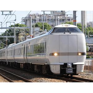 [鉄道模型]トミックス (HO) HO-9037 JR 683-0系特急電車(サンダーバード)セットB (3両)