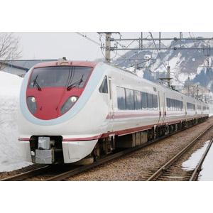 [鉄道模型]トミックス (HO) HO-9098 北越急行 683系8000番代 特急電車(はくたか・スノーラビット)セット (9両) 【限定品】