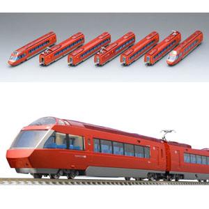 [鉄道模型]トミックス (Nゲージ) 98658 小田急ロマンスカー70000形GSE(第1編成)セット(7両)
