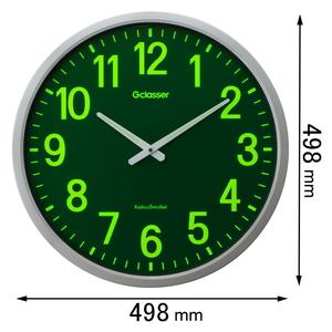 GDKS-001 キングジム 電波掛け時計 Gクラッセ ザラージ [GDKS001]【返品種別A】