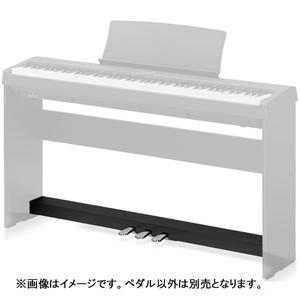 F-350B カワイ ES110 専用電子ピアノ3本ペダルユニット(ブラック) KAWAI