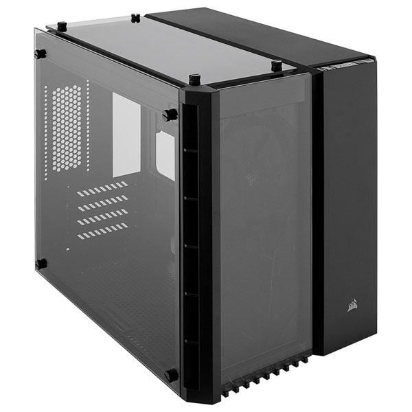 CC-9011134-WW コルセア ミドルタワー型PCケース(ブラック) Crystal 280X