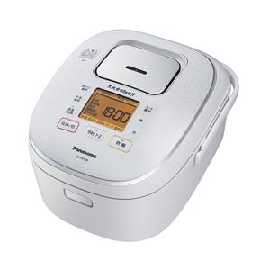 SR-HX108-W パナソニック IHジャー炊飯器(5.5合炊き) スノーホワイト Panasonic 大火力おどり炊き