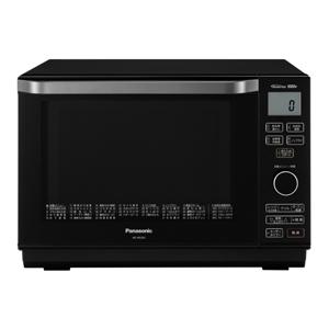 NE-MS265-K パナソニック 簡易スチームオーブンレンジ 26L ブラック Panasonic エレック