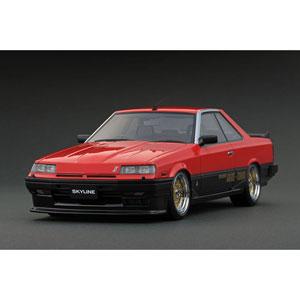 1/18 Nissan Skyline 2000 RS-X Turbo-C (R30) Red BB-Wheel【IG0988】 ignitionモデル