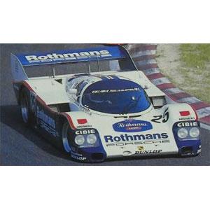 1/43 Schuppan Porsche 962C (#25) 1988 JSPC【IG1202】 ignitionモデル