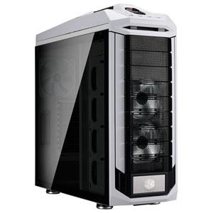 SGC-5000W-KWN2 クーラーマスター フルタワー型PCケース(ホワイト) Stryker SE