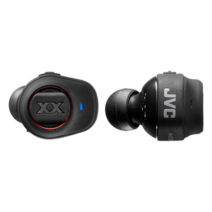 HA-XC70BT-R JVC 完全ワイヤレス Bluetoothイヤホン(レッド) XX(XTREME XPLOSIVES)