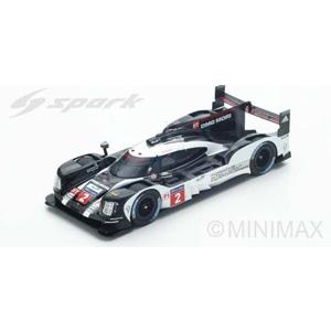 【再生産】1/18 Porsche 919 Hybrid No.2 LMP1 HY Winner Porsche Team【18LM16】 スパーク
