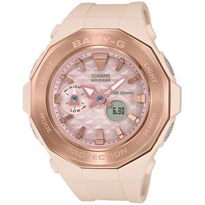 BGA-225CP-4AJF カシオ 【国内正規品】BABY-G Pink Beige Colors デジアナ時計 レディースタイプ [BGA225CP4AJF]【返品種別A】