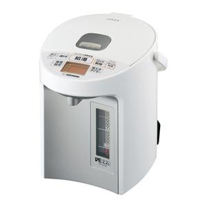 CV-GT22-WA 象印 マイコン沸とうVE電気まほうびん 2.2L ホワイト ZOJIRUSHI 優湯生(ゆうとうせい)