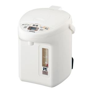 CV-TZ22-WA 象印 マイコン沸とうVE電気まほうびん 2.2L ホワイト ZOJIRUSHI 優湯生(ゆうとうせい)
