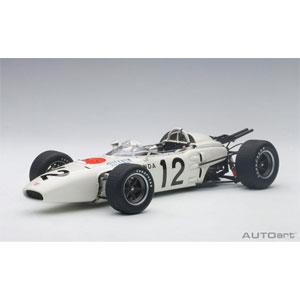 1/18 ホンダ RA272 F1 1965 #12 メキシコGP 5位入賞(ロニー・バックナム)【86598】 オートアート