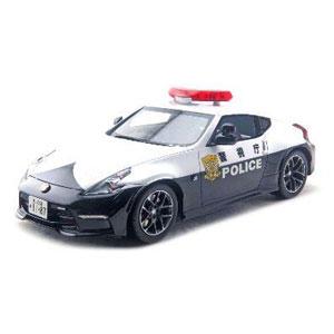 1/24 NISSAN FAIRLADY Z NISMO PATROL CAR (2016) 高速道路交通警察隊31【HS2402C】 ハイストーリー