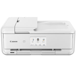 TR9530WH キヤノン A3プリント対応 インクジェットプリンタ複合機(ホワイト) Canon PIXUS(ピクサス)