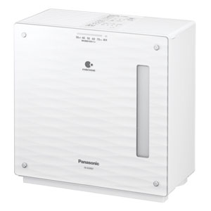 FE-KXR07-W パナソニック 気化式加湿機(木造12畳まで/プレハブ洋室19畳まで ミスティホワイト) Panasonic nanoe(ナノイー)搭載