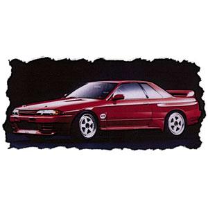 1/43 NISSAN SKYLINE GT-R (BNR32) Gr.A 1991 Red【EM411】 メイクアップ
