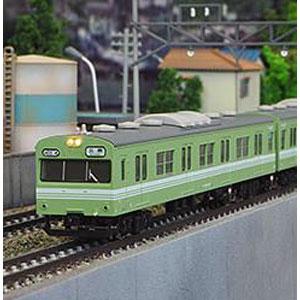 [鉄道模型]グリーンマックス (Nゲージ) 30255 JR103系(関西形・岡山色・H04編成) 4両編成セット(動力付き)