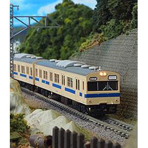 [鉄道模型]グリーンマックス (Nゲージ) 30256 JR103系(関西形・瀬戸内色・E07編成) 4両編成セット(動力付き)
