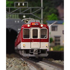 [鉄道模型]グリーンマックス (Nゲージ) 30258 近鉄2610系 連続キセ(冷房車)B更新車 4両編成セット(動力付き)