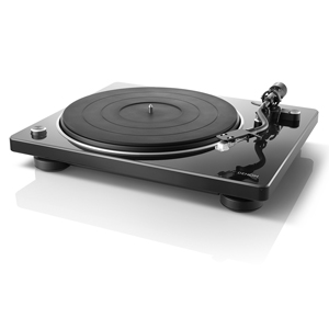 【各種クーポンあり。数上限ございます】DP-400 デノン マニュアル式レコードプレーヤー(MMカートリッジ付き/ブラック) DENON