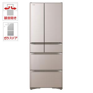(標準設置料込)R-XG51J-XN 日立 505L 6ドア冷蔵庫(クリスタルシャンパン) 505L HITACHI HITACHI, 株式会社黎明美術印刷:59a36284 --- officewill.xsrv.jp