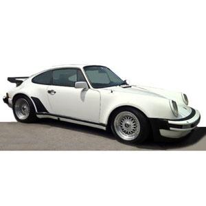 1/43 Porsche911 (930) Turbo White【IG0936】 ignitionモデル