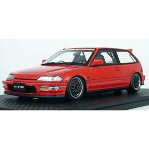 1/18 Honda CIVIC (EF9) SiR Red【IG1293】 ignitionモデル
