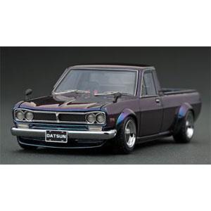 1/43 Nissan Hakotora Long Metallic Purple/Green【IG1509】 ignitionモデル