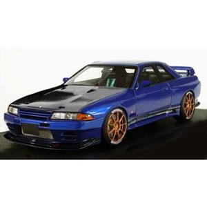 1/18 TOP SECRET GT-R (VR32) Blue Metallic【IG1522】 ignitionモデル